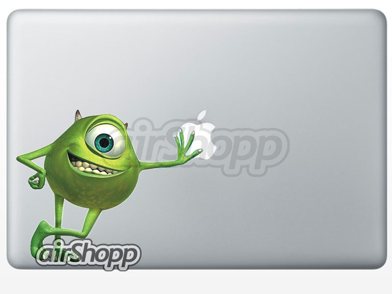 Monster Inc. MacBook Decal