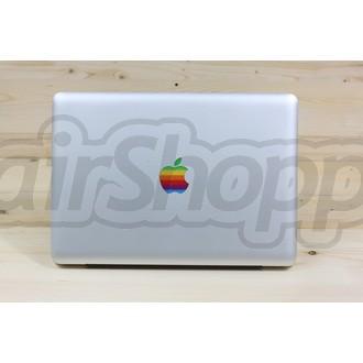 Retro Apple Logo for MacBook