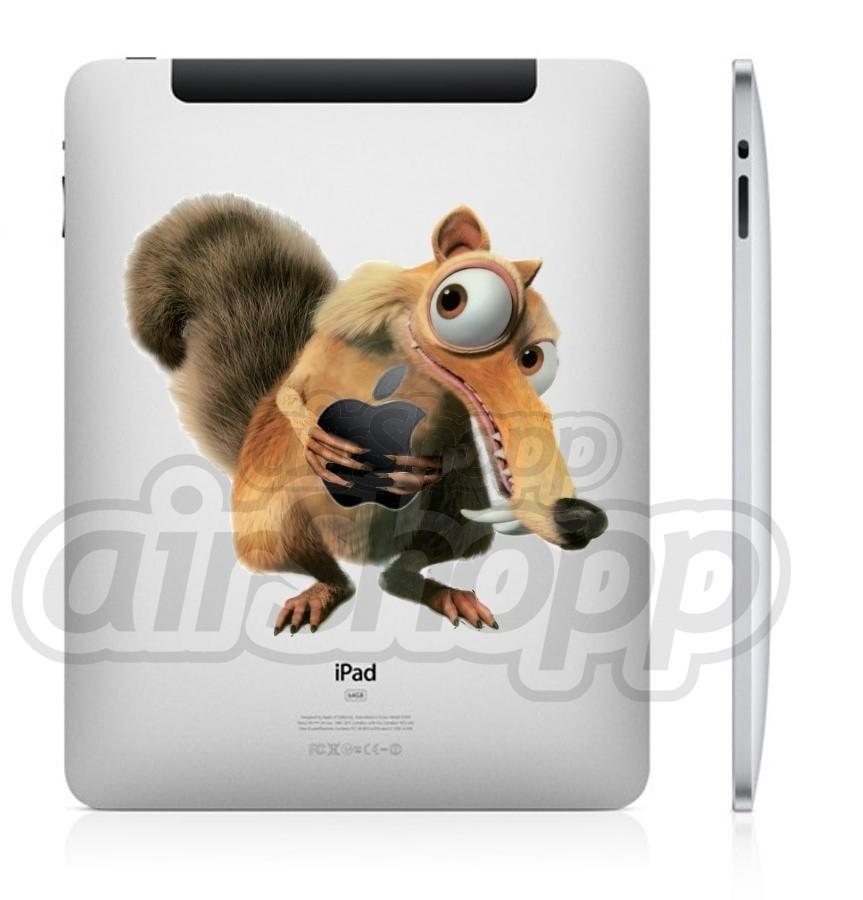Ice Age iPad Decal