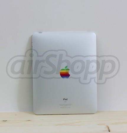 Retro Apple Logo for iPad