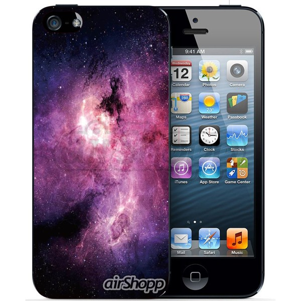 Nebula Universe iPhone 5/5S Decal  V2