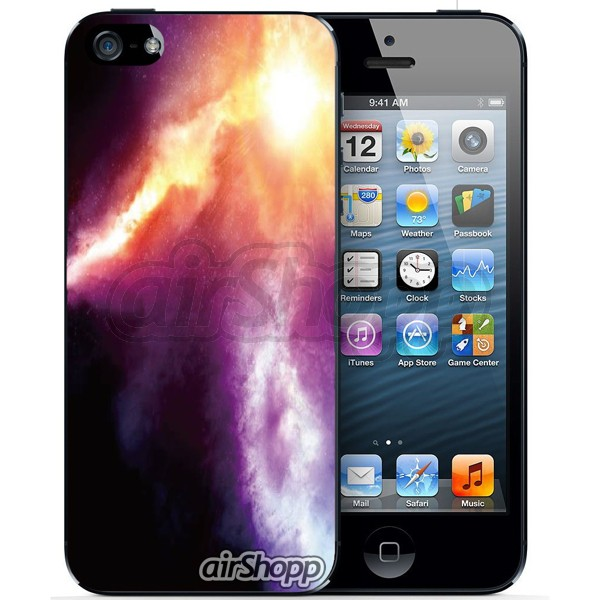 Nebula Universe iPhone 5/5S Decal  V4