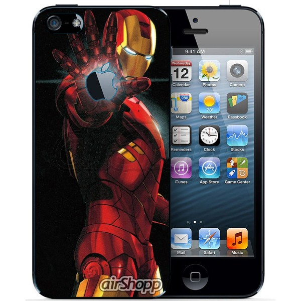 Ironman iPhone 5/5S Decal