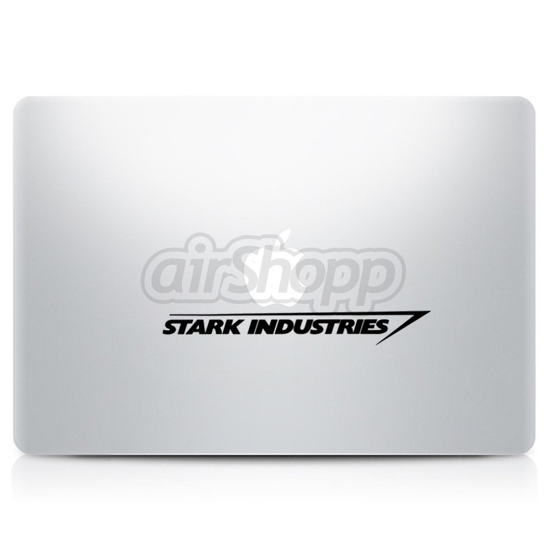 Avengers Stark Industry MacBook Decal