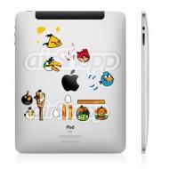 Angry Birds iPad Decal