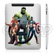 Avengers iPad Decal