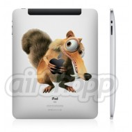 Ice Age iPad Decal
