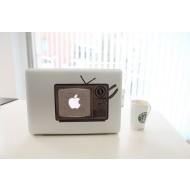 TV MacBook Decal