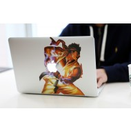 Street Fighter Ryu MacBook