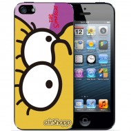 Simpson's Homer iPhone 5/5S Decal V1