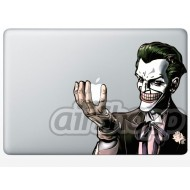 Batman Joker  MacBook Decal