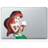 Little Mermaid Ariel MacBook Decal