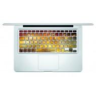 Nebula MacBook Keyboard Decal V2