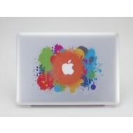 Apple Splash MacBook Decal