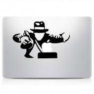 Indiana Jones MacBook Decal