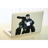 War Machine MacBook Decal