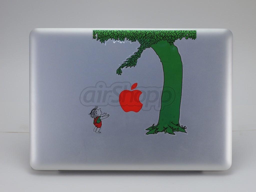 Giving Tree MacBook Decal