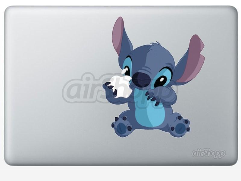 Lilo & Stitch MacBook Decal V2