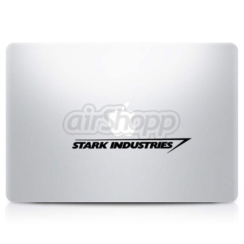 Avengers Stark Industry MacBook Decal