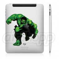 Hawk iPad Decal