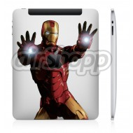 Ironman iPad Decal