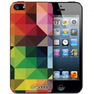 Color Puzzle iPhone 5/5S Decal