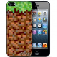 Minecraft iPhone 5/5S Decal V1