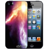 Nebula Universe iPhone 5/5S Decal  V4