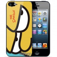 Simpson's Homer iPhone 5/5S Decal V2