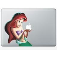Little Mermaid Ariel MacBook Decal