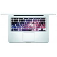 Nebula MacBook Keyboard Decal V1
