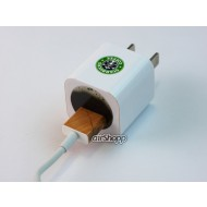 iPhone USB Charger Decal  V8
