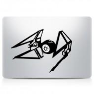 TIE Fighter Star Wars MacBook Decal