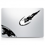 Meteor For Earth MacBook Decal